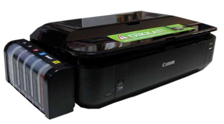 Canon pixma 6850 fotoğraf yazıcısı