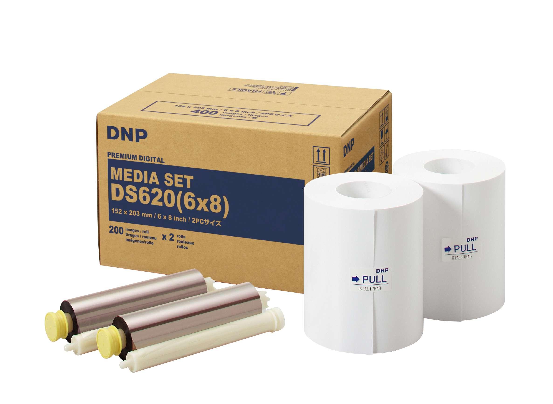 DNP Ds620 6x8