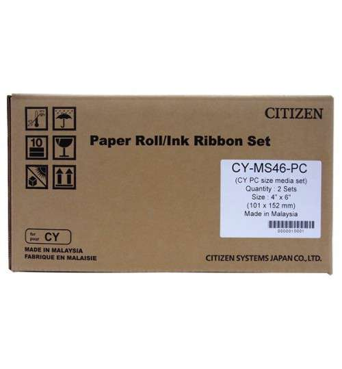Citizen CY01 4x6
