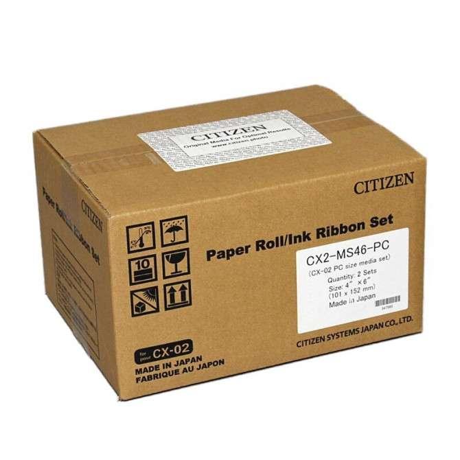 Citizen cx-02 4x6 -6x8