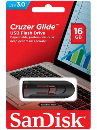 Sandisk Flash bellek 16 GB (3.0)